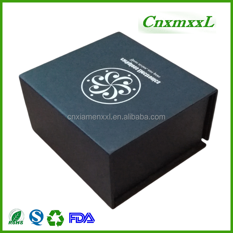 Eco-friendly reclaimed material food paper box
