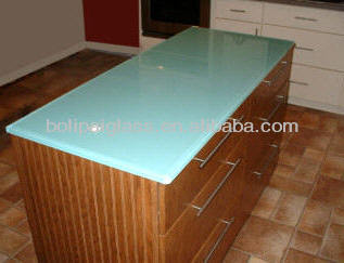 Superb Supply 3 22mm Tempered Painted Glass Table Top,colored Glass Table Tops