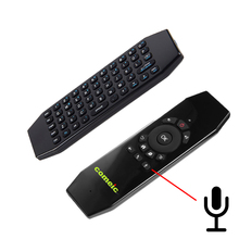 T5M rf Android air mouse controle remoto para smart tv samsung