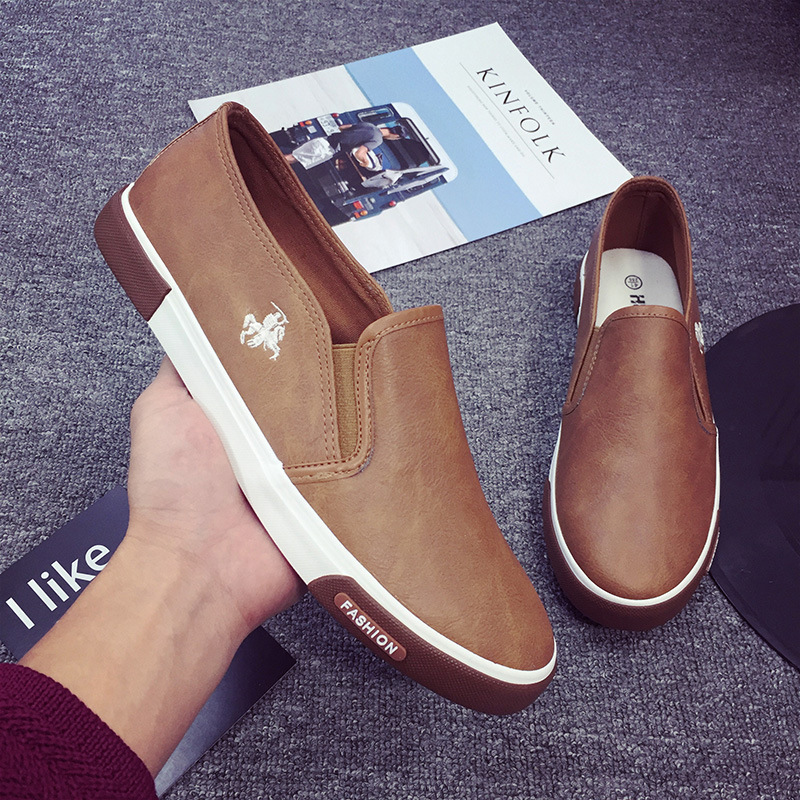 39-45# sneakers for men classic fashion casual shoes boys teenager pu school shoes and sneakers