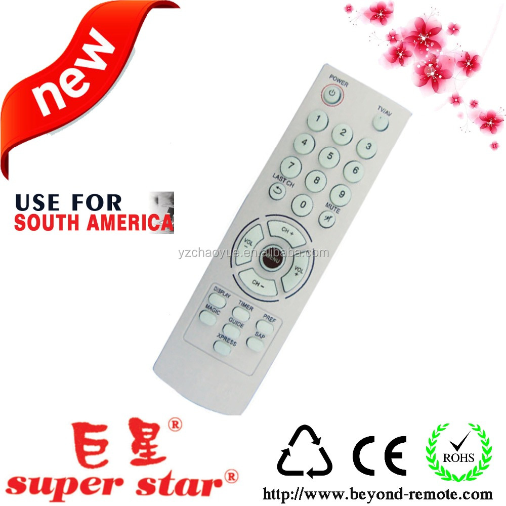 universal remote control for tv vcd dvd vcr with usb switch