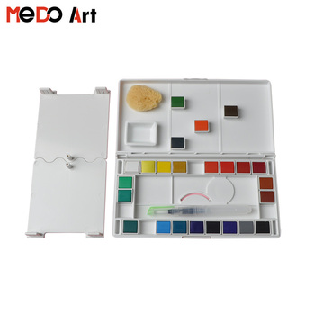 water color paint ,winsor and newton watercolour half pan