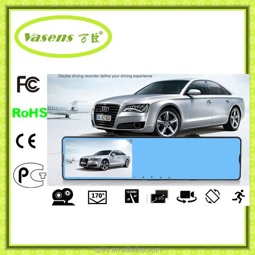 Car Safety product driving fatigue alarm hud display car OBD2 head up display Full HD A168
