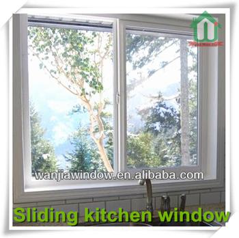 55 Feet Width Aluminum Sliding Standard Kitchen Window Size