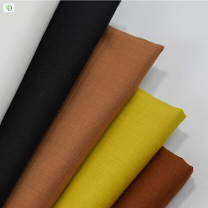 High quality woven 100% polyester jacket lining fabric