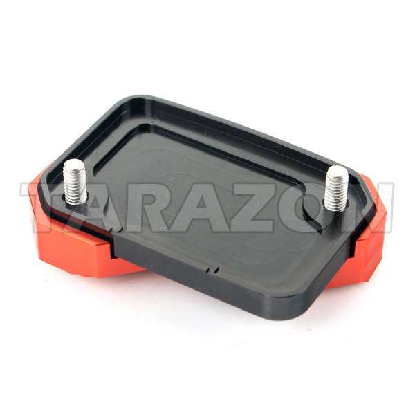 Motorcycle Spare Parts New CNC Aluminum Milled Brake Fluid Tank Cap for Duke 200