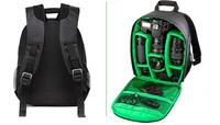 2016 New SLR camera bag backpack professional anti-theft SLR camera bag is waterproof