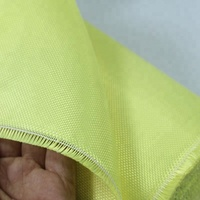 Kevlar Nomex Non Woven Fire Retardant Fabric for Fireproof Boots Lining