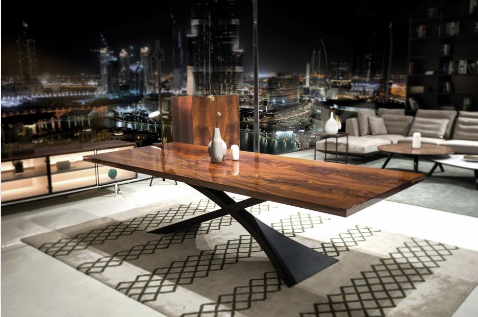 Mahagoni holz tisch  2015 Modernes Design Esszimmer Möbel Aus Mahagoni Holz Esstisch ...