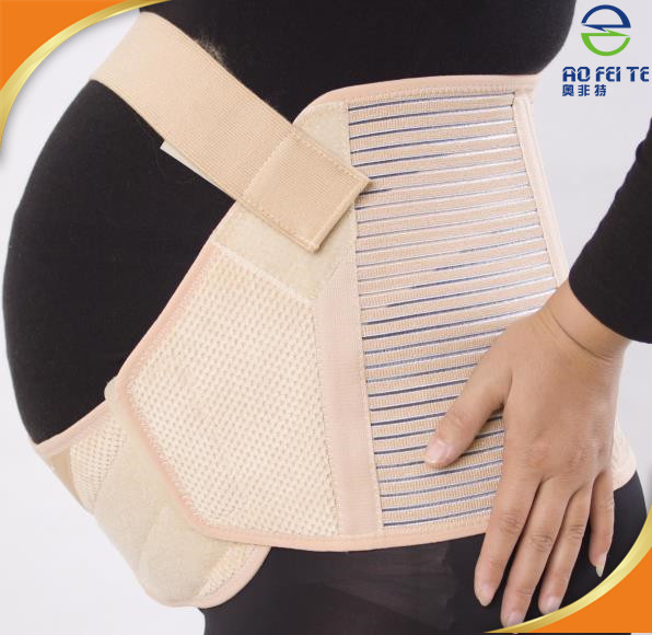 Alibaba express FDA approved abdominal belly back support pregnancy belly back brace prenatal belly band for pregnant women