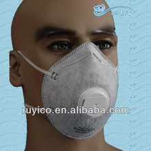Certificated Disposable N95 Dust Mask / FFP 2 Respirator