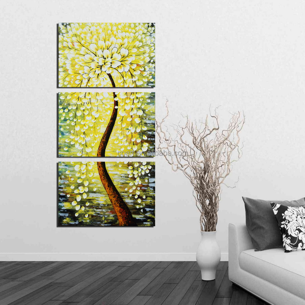 Triptych Painting Flowers, Triptych Painting Flowers Suppliers and ...