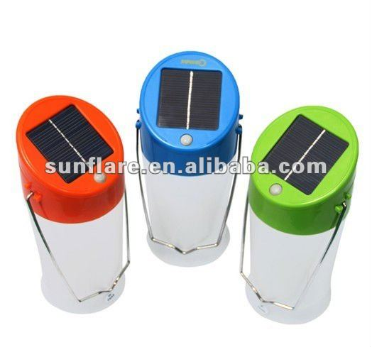 2012 hotsale portable indoor used led solar lamp light with cheap price