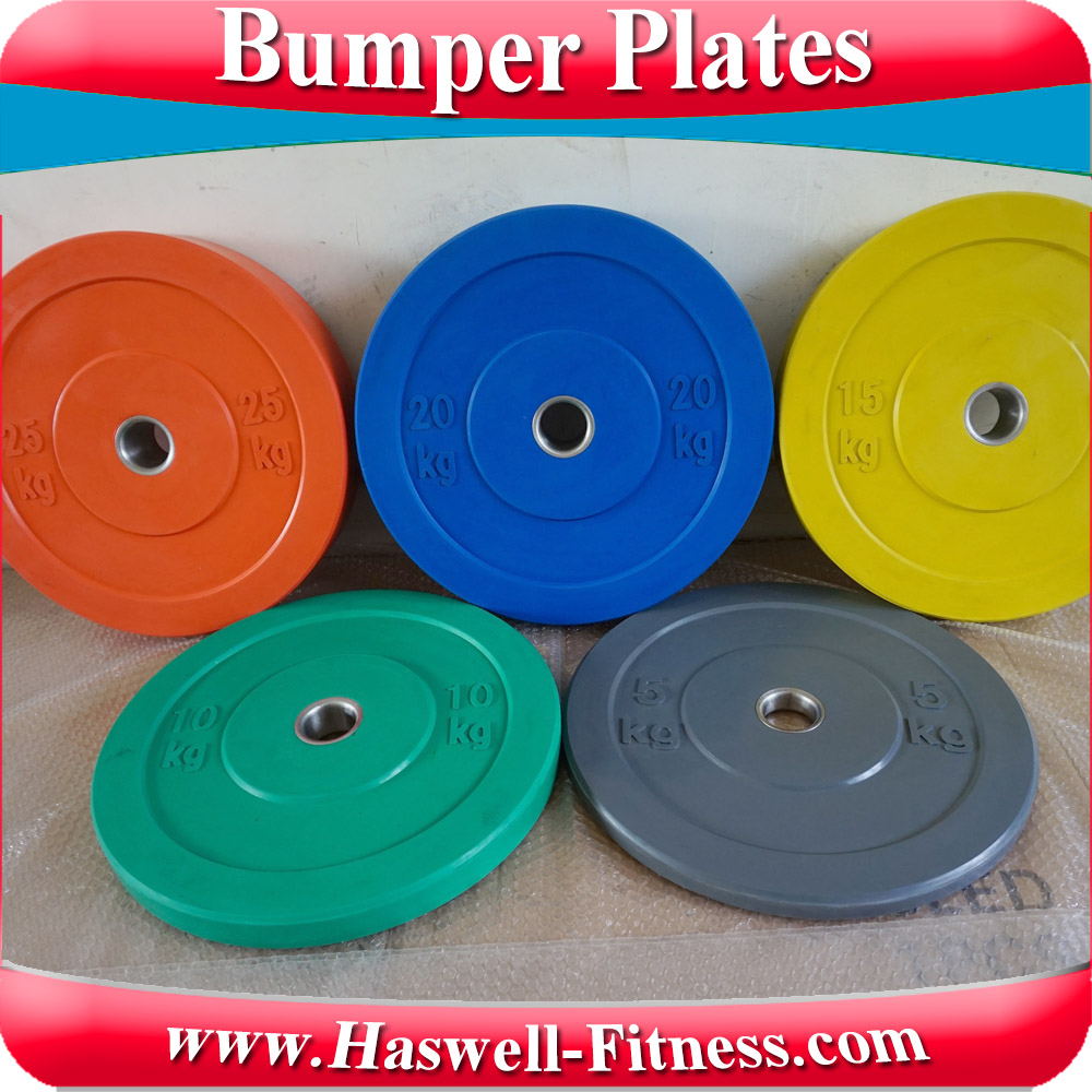 Hi temp Rogue Competition olimpic Crossfit Barbell set rubber Bumper Plates