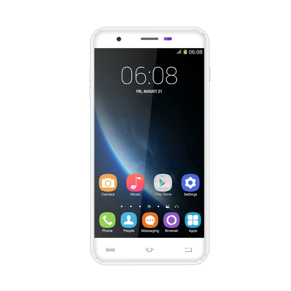 OUKITEL U7 Pro 5.5Inch MT6580 Quad Core 1.3GHZ Android 5.1 Mobile Phone Ultra Slim 2G/3G Cell Phones Hot SmartPhone