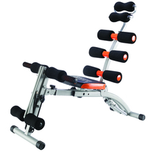 BESSTER JS-060S Multi Fitness AD Total Trainer Body Pack Care Plus