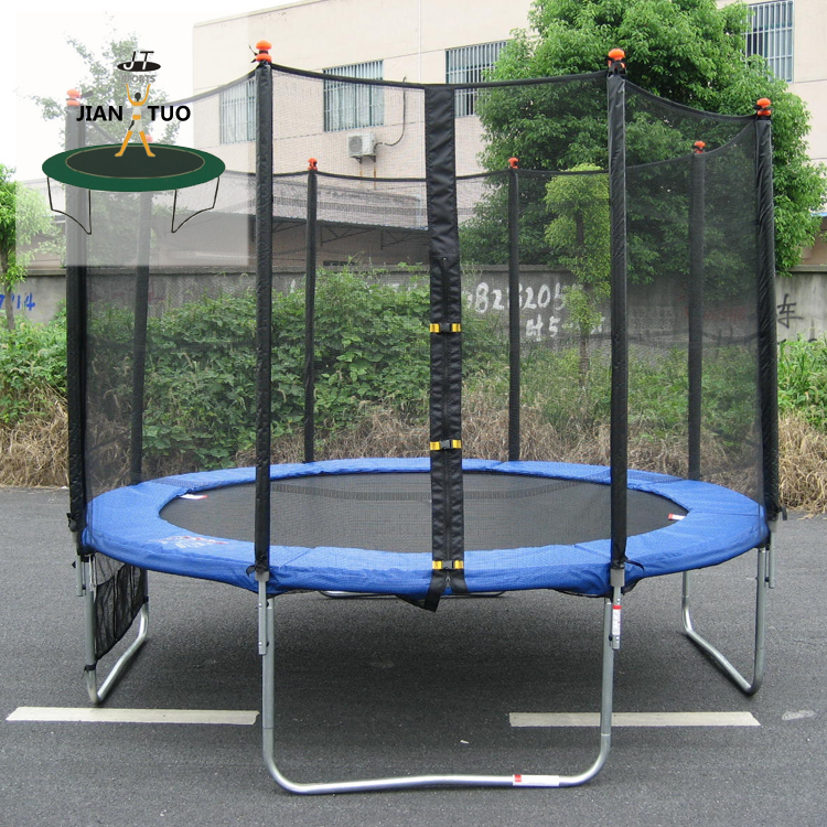7074aa8a78766 10ft Trampoline With Safety Net