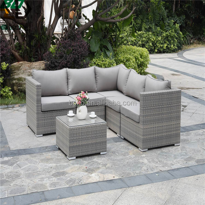 2017 luxury garden furniture l shaped rattan sofa sets outdoor lounge sofa buy fashion garden modern furniture l shape rattan sofa setrattan outdoor sofa