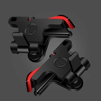 Amazon Top Selling D9 L1r1 Mobile Game Trigger Joystick Gamepad For Android  Iphone - Buy Mobile Game Trigger,Joystick Gamepad,L1r1 Mobile Trigger