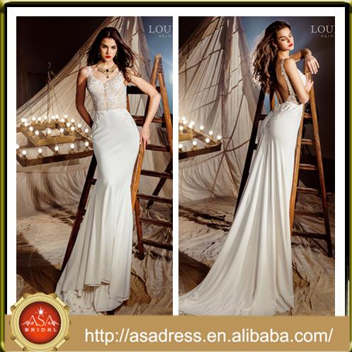 Großhandel brautkleid elegant schlicht Kaufen Sie die besten ...