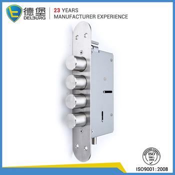 9220 Europe Market Customized Mortise Lock Parts Interior Door Lock