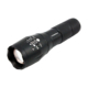 Wholesale waterproof AAA /18650 battery XML T6 aluminum zoomable tactical led flashlight