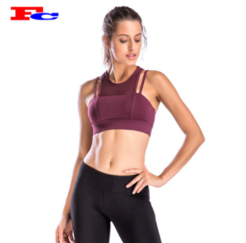 837b8d63cd0 Sexy Ladies Gym Apparel Fitness Clothing Women Slim Fit Sports Bra - Buy  Sports Bra,Fitness Clothing,Gym Apparel Product on Alibaba.com