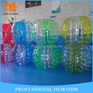 Inflatable Popular Bubble Bump Ball for Grass