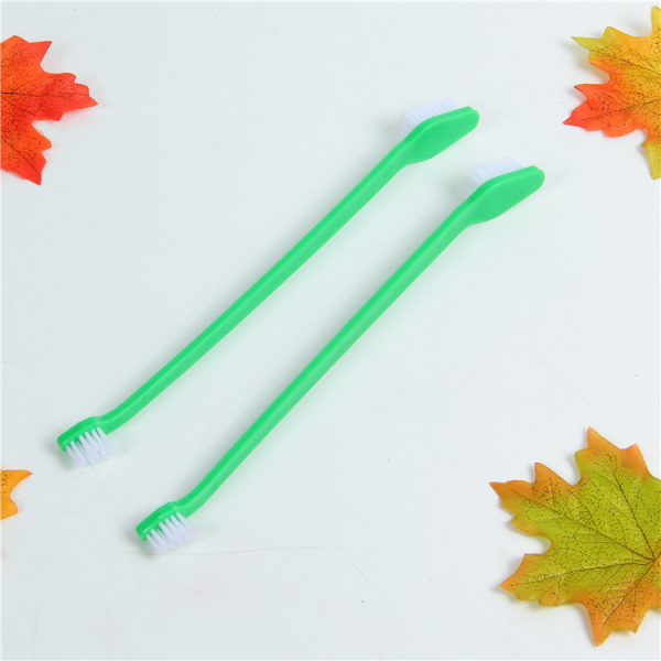 Widely Used Durable Pet Toothbrush For Dogs And Cats Dental Care