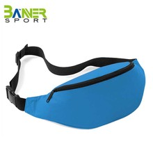 Customized alibaba China fanny pack wholesale waterproof sports waist bag