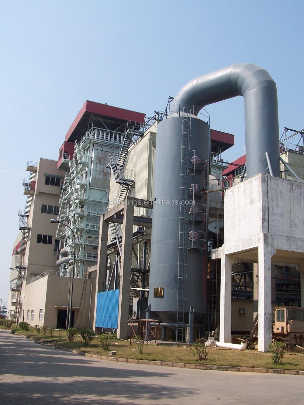 PP gas purification absorption column equipment air