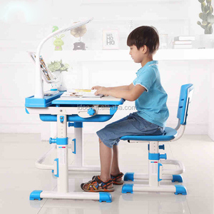 Adjustable Non-Toxic Writing Table Children study desk