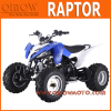 Newest Raptor Style 150cc Quad Bike