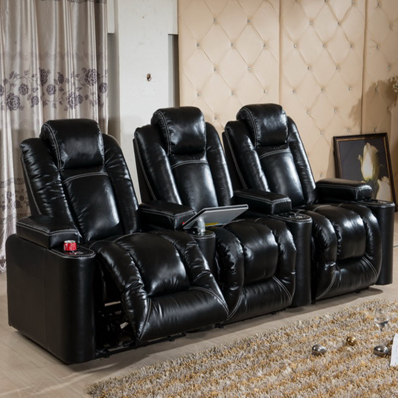 Multifunctional Popular Home Cinema Enjoyable Recliner Sofa Theater Chair