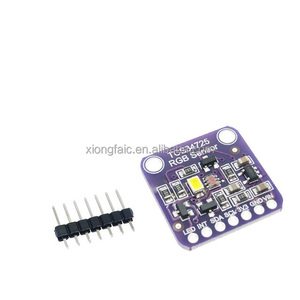 CJMCU-34725 TCS34725 RGB Color Sensor Development Board Module