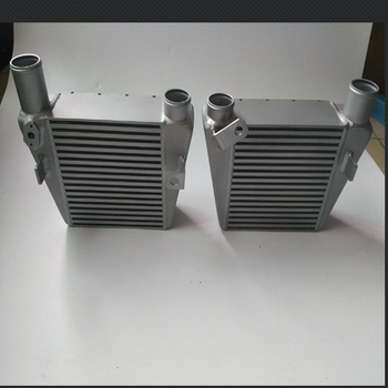 20tfsi Turbo Intercooler For Audi A4 B7 20tfsi Full Aluminum Twin