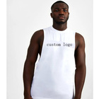 Hot Selling Wholesale OEM Tank Top Casual Breathable Singlets Men