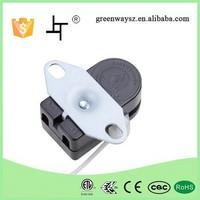 solar light Nylon Rope single Pull Switch easy switch