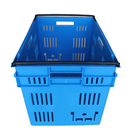 Plastic Baskets Fruits Plastic Vegetable Crates Supermarket Stackable Nesting Plastic Crates Baskets For Fruits And Vegetable