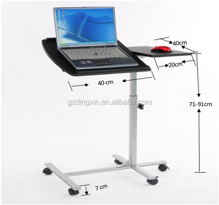 Portable Folding Laptop Table Desk Stand Tray Portable Folding