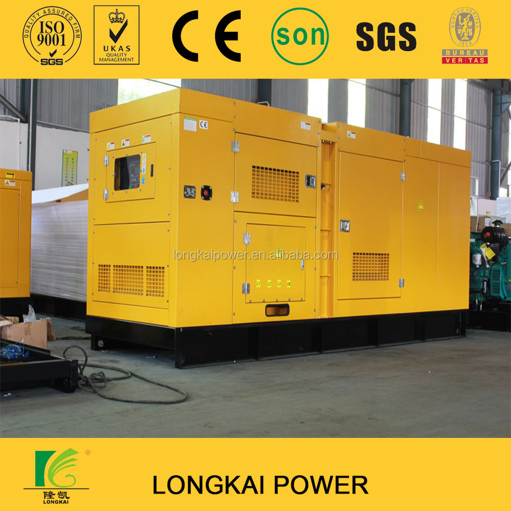 Excellent Quality Volvo Diesel Generators Set