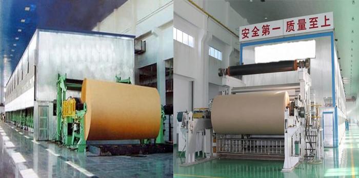 paper making machine 16