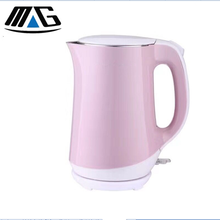 New Models 2000 Watt cordless 1.8l Automatic Turn Off Colour Electric Water Kettle