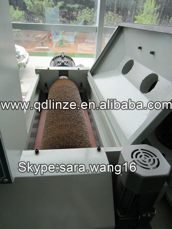wire brush machine for wood