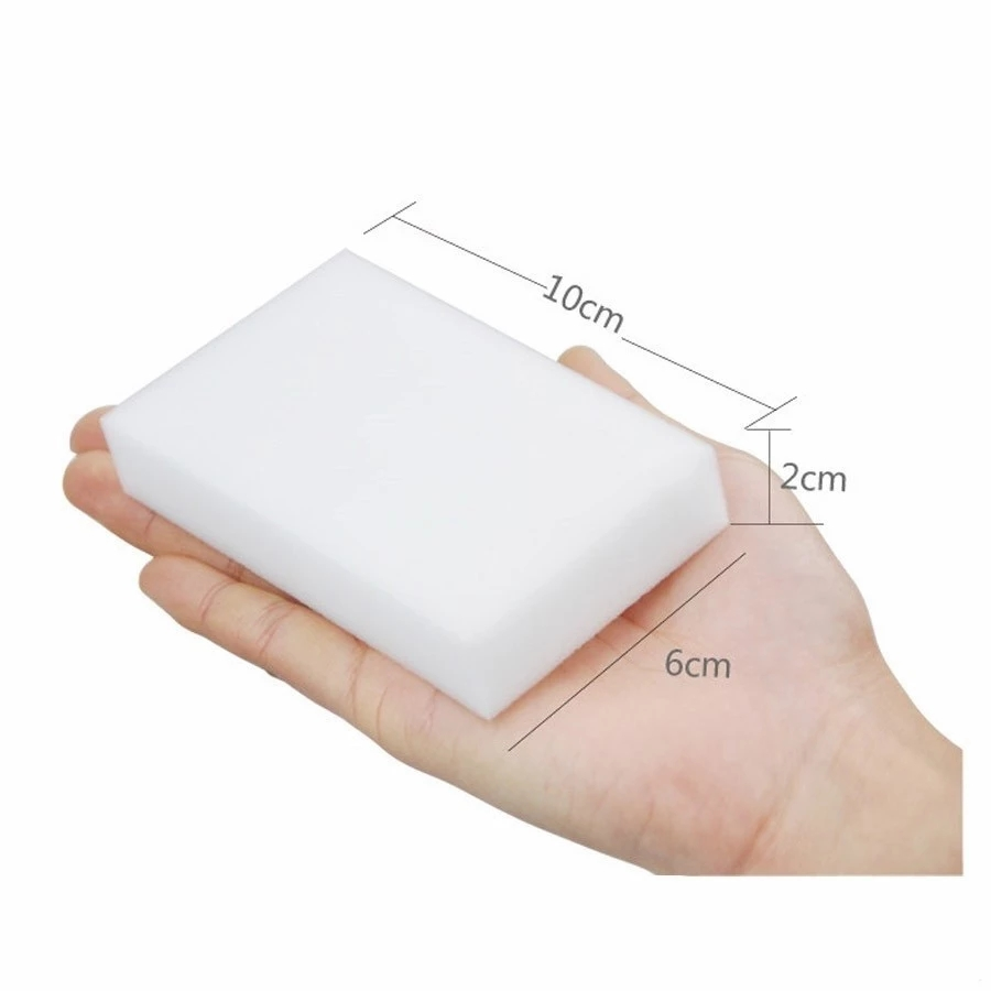 Hot selling Hoge densityme melamine gum nano cleaning magic spons voor keuken schoonmaken