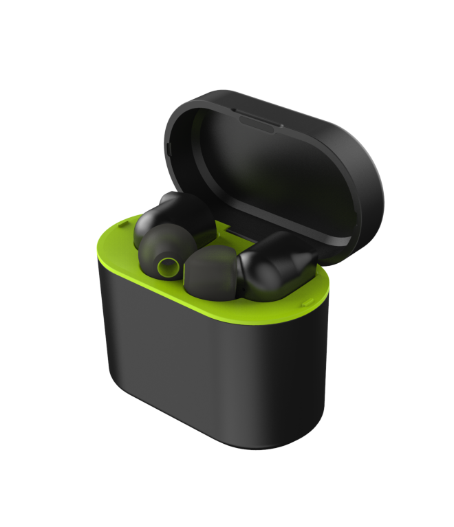 mini portable sport headphones wireless truely touch tws earbuds 5.0