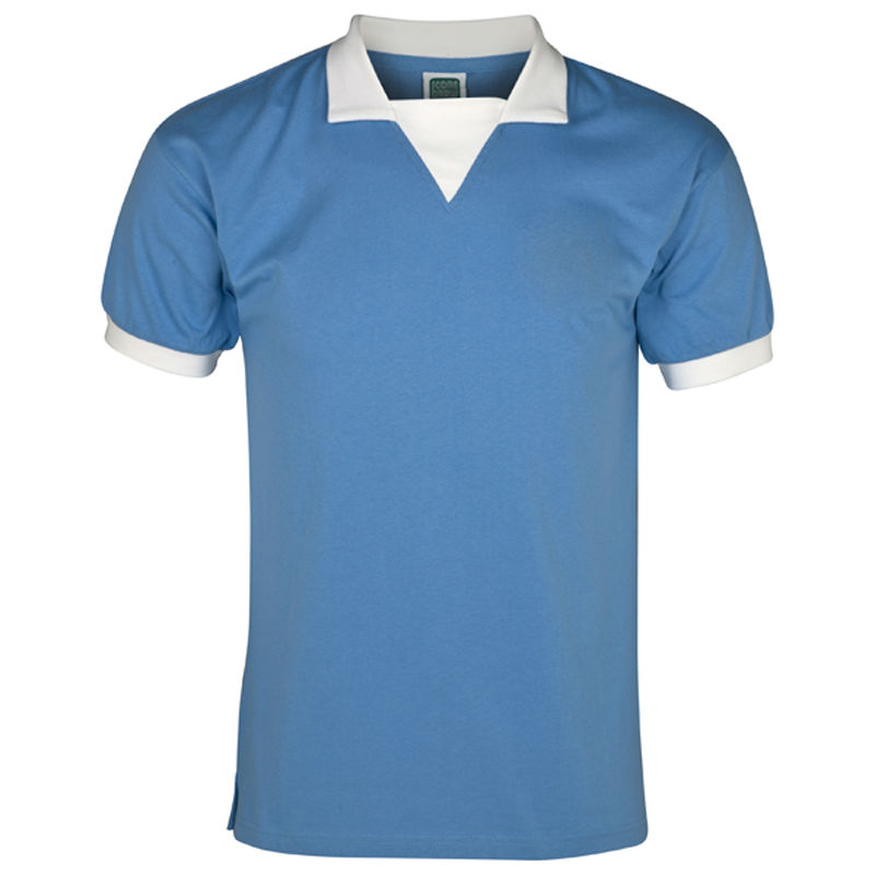 Sky Blue Plain Soccer Jersey With Collar - Buy Plain Soccer Jersey ... e487408c8