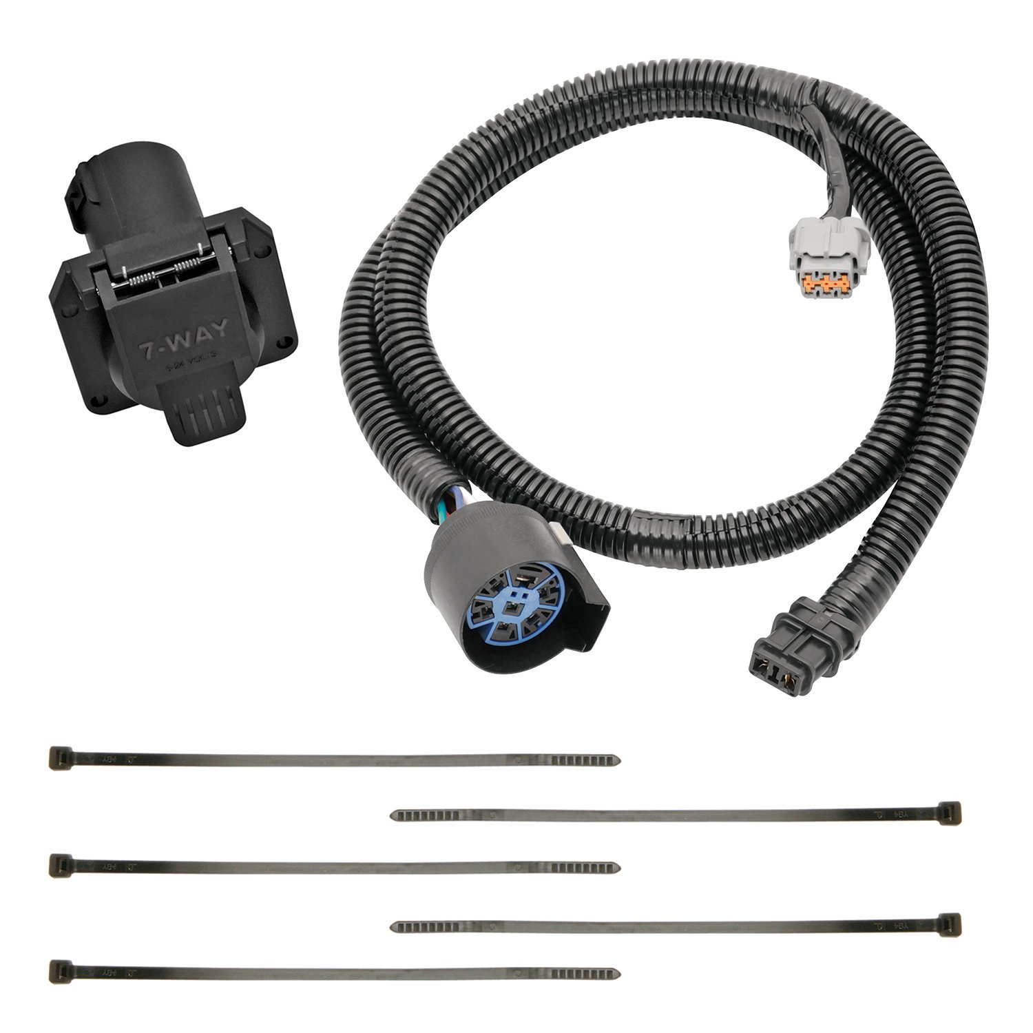 Get Quotations · Tow Ready 118267 7-Way Tow Package Wiring Harness