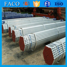 the rapid development of pre-galvanized steel pipe gal pipe