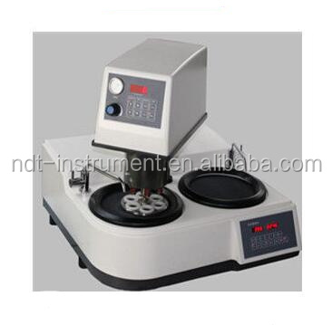 250mm Automatic Metallographic Equipment , grinder polisher machine Variable Speed Mode